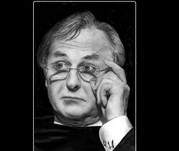 Richard Dawkins par sevcat13